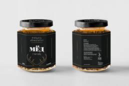 мед с пантами мараловодческого комплекса