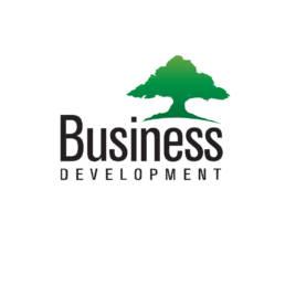 логотип бизнес девелопмент