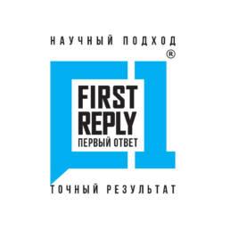 логотип фёрст реплай
