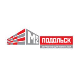 логотип м2 подольск