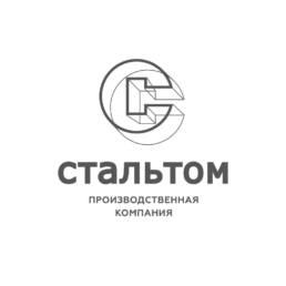 логотип производственной компании стальтом