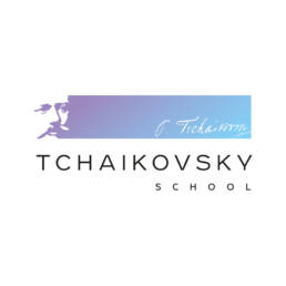 логотип школы чайковский