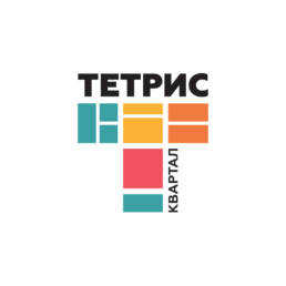коррекция логотипа жилого квартала тетрис