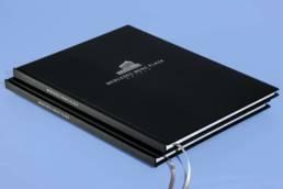 Дизайн брошюры мб-плаза (фото двух изделий)