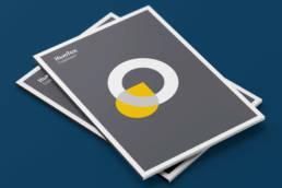 обложка корпоративной брошюры нефтесервисной компании ньютек сервисез