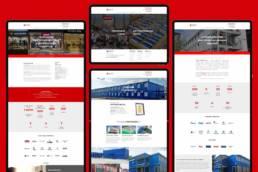 дизайн битрикс-сайта строительной компании смарт солюшнс