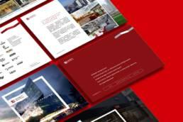 дизайна обложки презентации строительной компании смарт солюшнс