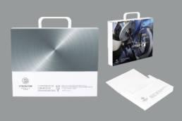 папк-портфель производственной компании стальтом