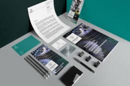 рекламная полиграфическая продукция производственной компании стальтом
