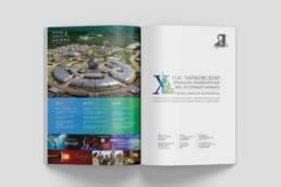 дизайн брошюры 10 конкурса чайковского