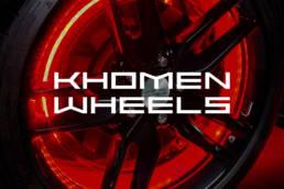создание бренда khomen wheels