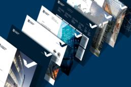 Страницы презентации строительной компании Капитал Инвест.