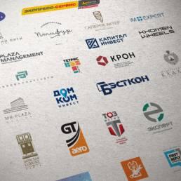 логотипы разработанные в аргентум дизайн