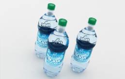 Дизайн бутилированной воды